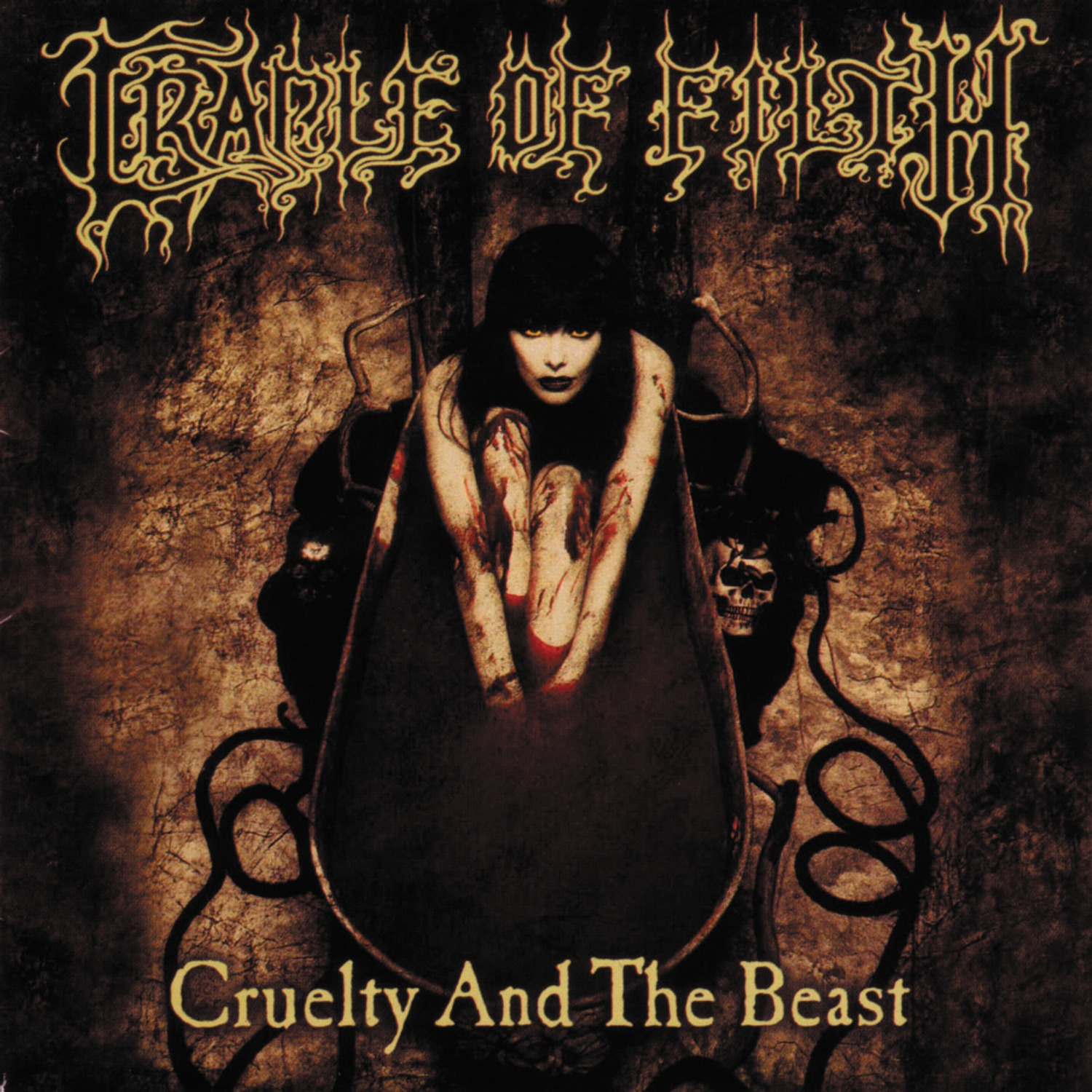 Album or Cover Cradle of Filth Covers Album Review – Cradle of Filth