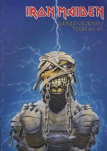 Iron Maiden World Slavery Tour