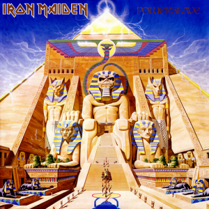 Iron Maiden_Powerslave