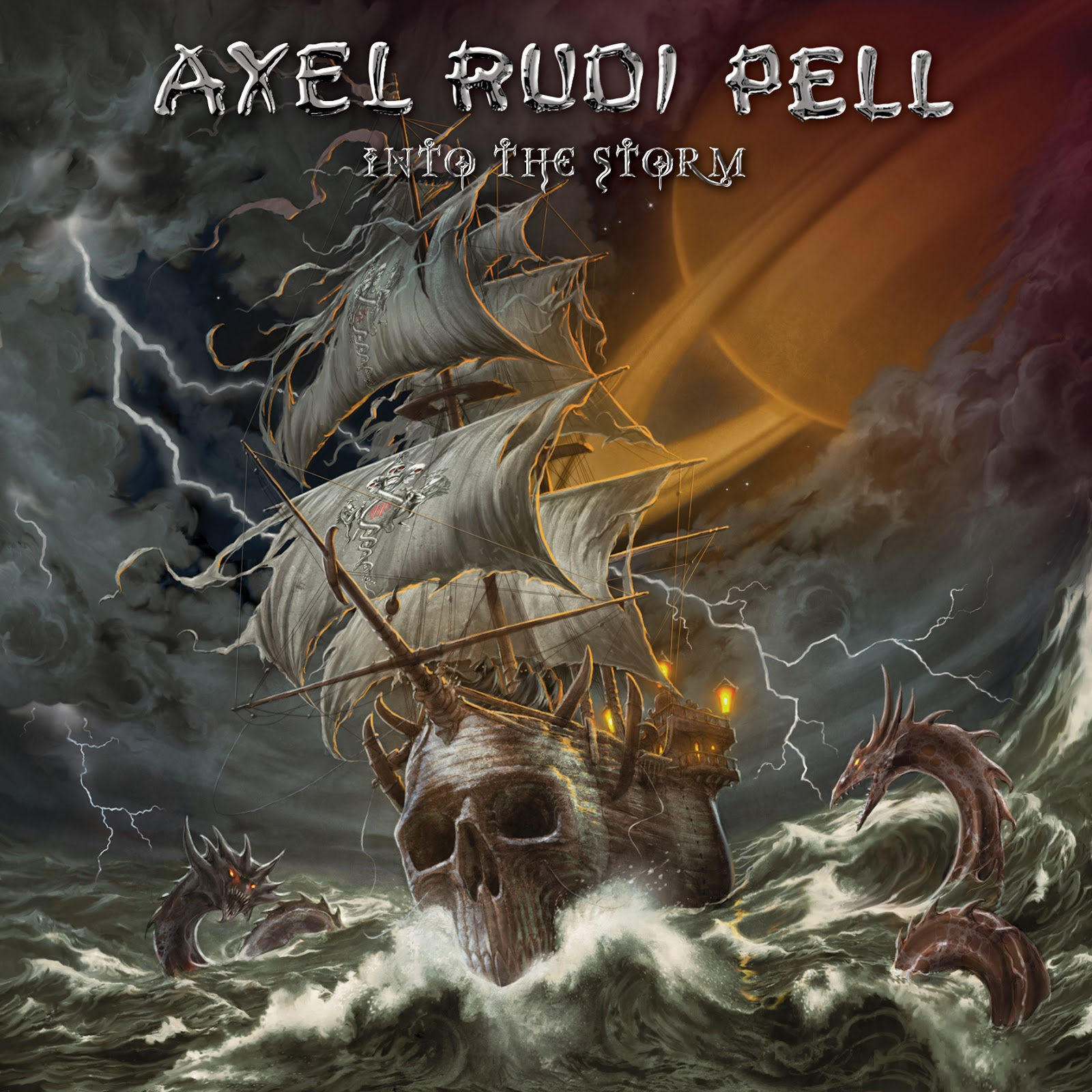 Albums: Axel Rudi Pell / Into The Storm (2014