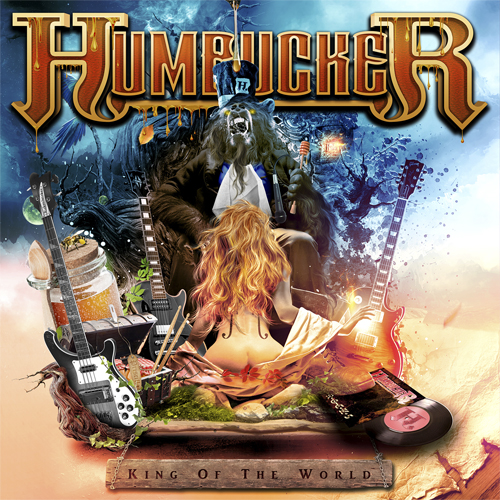 Album Review – Humbucker / King of the World (2014)   THE ...