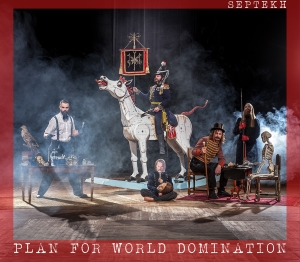 SEPTEKH - Plan for World Domination cover art