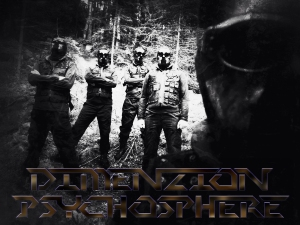 DIMENZION PSYCHOSPHERE band photo 3