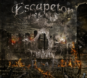 ESCAPETOR - Fear cover art