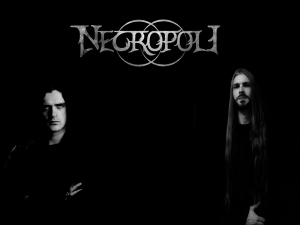 NECROPOLI band photo
