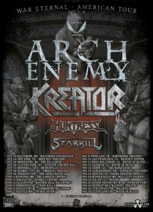 arch enemy_kreator_natour2014