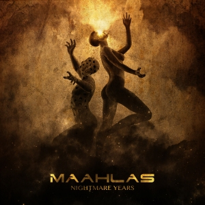 MAAHLAS - Nightmare Years cover art