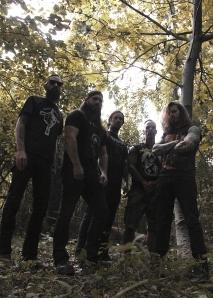 TEMPLE OF VOID band photo