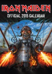 00_Iron Maiden Calendar 2015