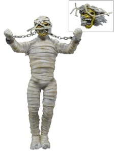 Iron Maiden – 8″ Clothed Action Figure – The Mummy