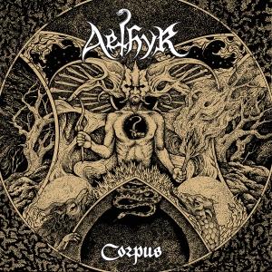 AETHYR - Corpus cover art