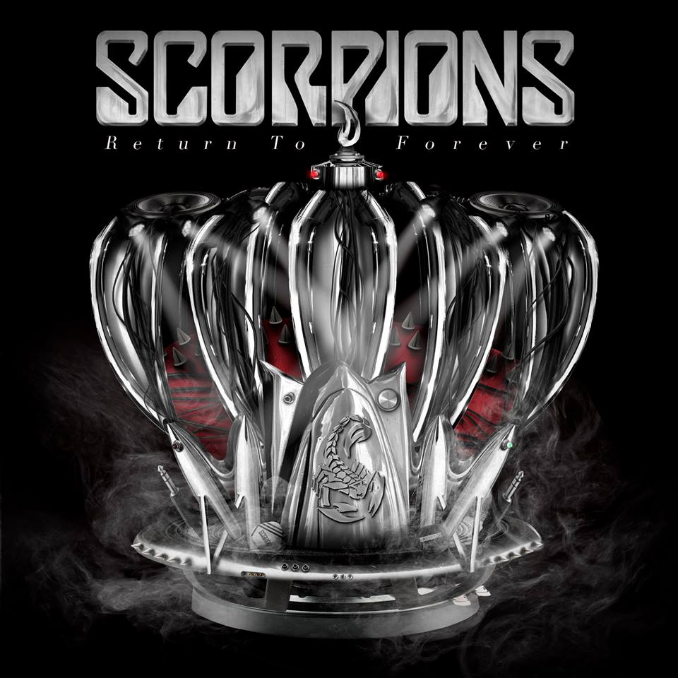 The animals band logo scorpions band logo - Scorpions_return To Forever
