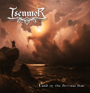 ISENMOR - Land of the Setting Sun cover art