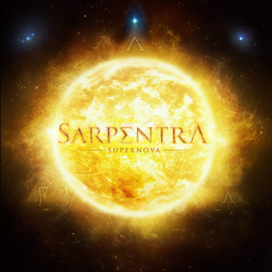 Sarpentra - Supernova - cover