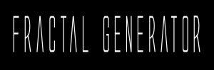 Fractal Generator logo