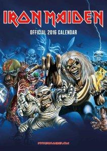 00_Iron Maiden Calendar 2016