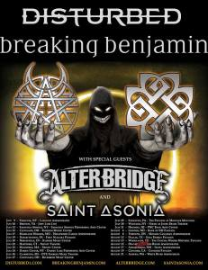 Disturbed_Breaking Benjamin_2016