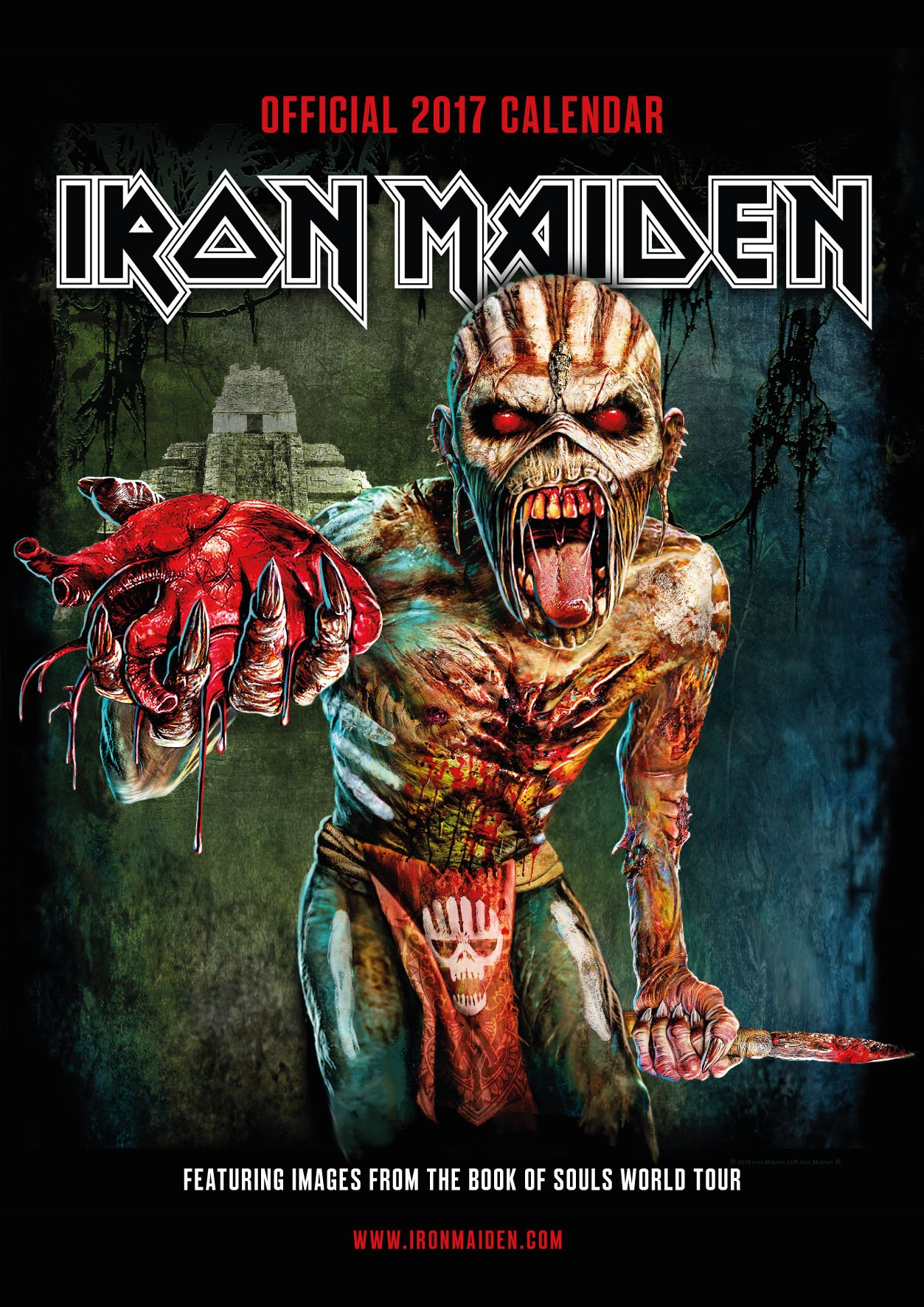 review iron you concert maiden fuck