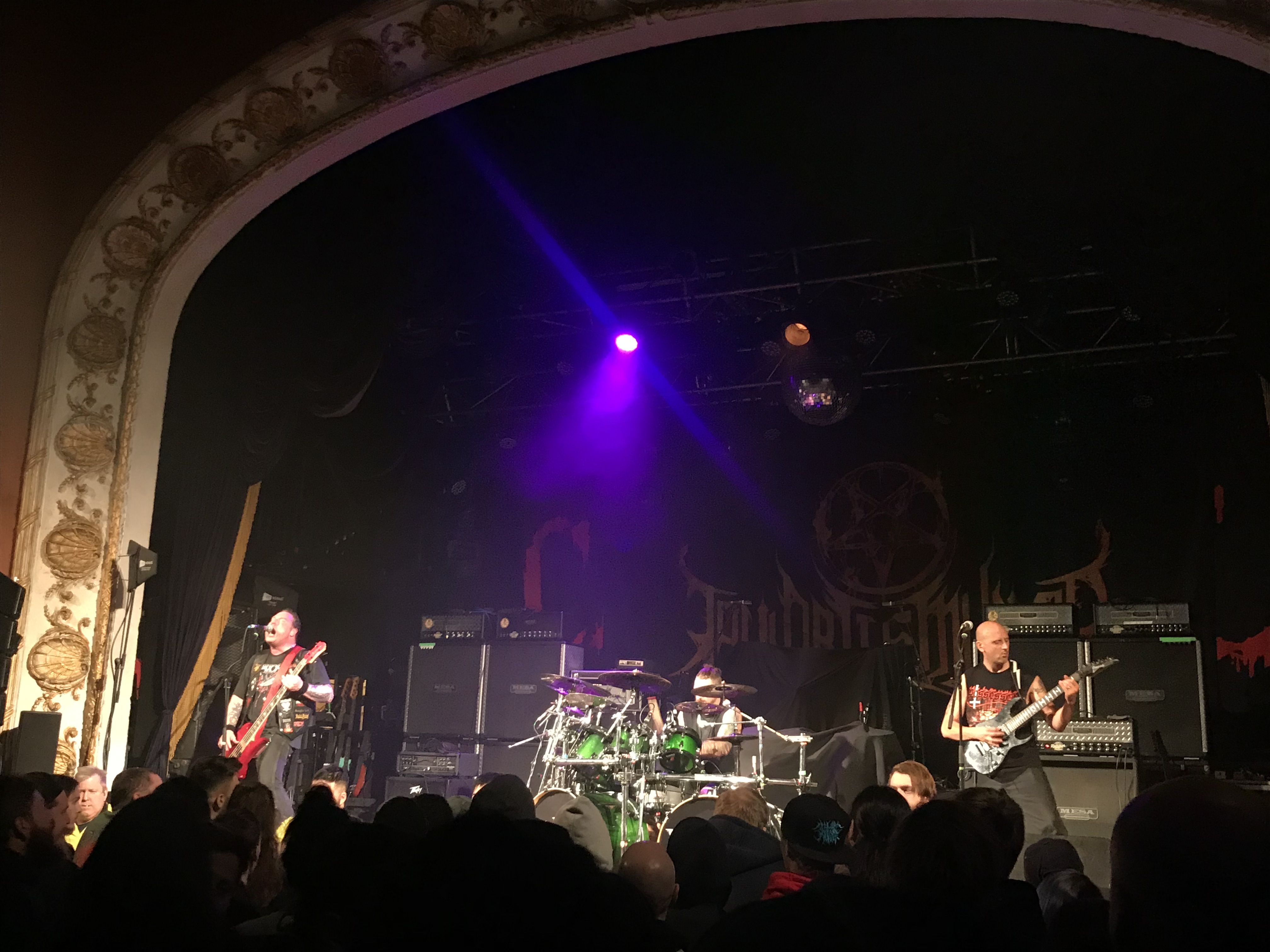 Concert Review Cannibal Corpse The Opera House Toronto On 11
